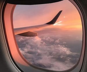 travel, nature, and sky image