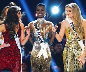 countries, fashion, and miss universe image