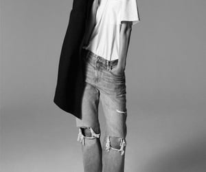 denim, jeans, and anja rubik image