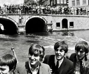 amsterdam, george harrison, and holland image