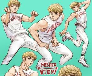 kpop, view, and SHINee image