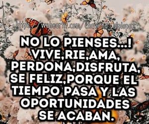 butterfly, frases, and mundo image