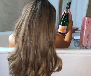 celebrate, champagne, and girls image
