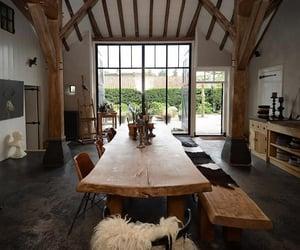 decor, dining room, and interior design image