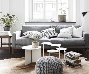 clean, contemporary, and home image