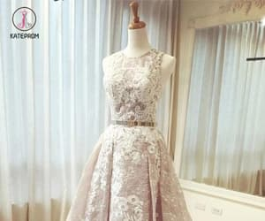 ball gowns, prom dresses, and lace prom dress image
