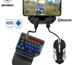 games, mouse, and gaming image