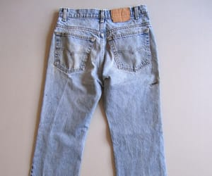 ebay, levi's, and jeans image
