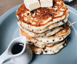 delicious, food, and pancakes image