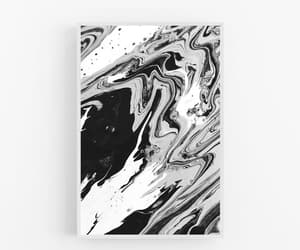 Abstract Painting, wall print, and artistic image