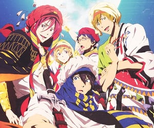 anime, rin matsouka, and free image