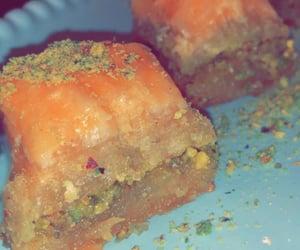 baklava, food, and déco image