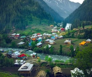 clouds, Houses, and pakistan image