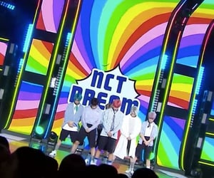 kpop, mark, and rainbow image
