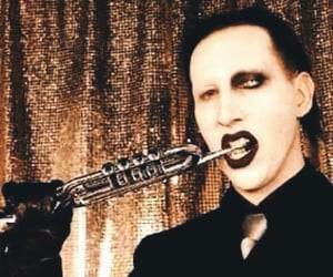 Marilyn Manson and music image