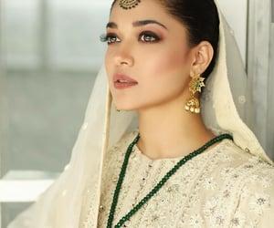bride, wedding, and pakistan image