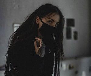 dreadlocks, girl, and mafia image