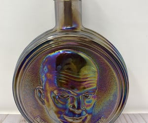 etsy, wheatonglass, and wheaton decanter image