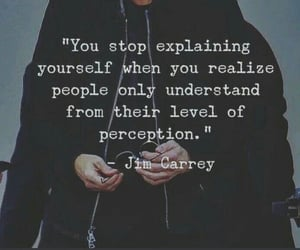 be yourself, carrey, and lovely image