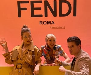 fendi, roma, and dylan sprouse image