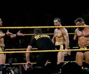 wwe, kyle o'reilly, and roderick strong image