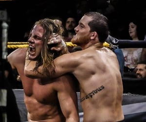 wwe, kyle o'reilly, and matt riddle image