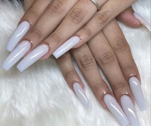 nail, nails art, and on fleek image