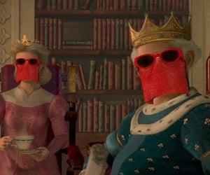 Queen, shrek, and quarantena image