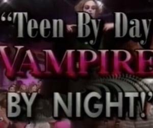 vampire, grunge, and pink image