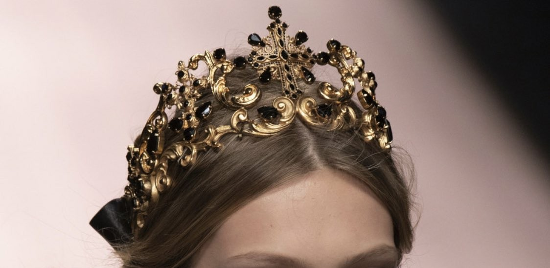 Dolce & Gabbana and crown image