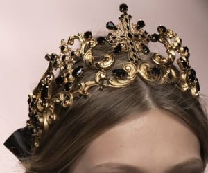Couture, crown, and tiara image