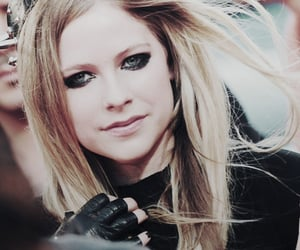 aesthetic, Avril Lavigne, and rock image
