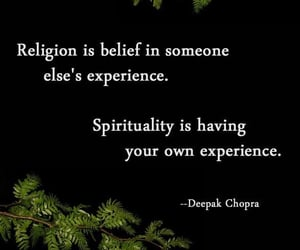 religion, spirituality, and experience image