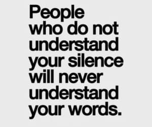 quotes, words, and silence image