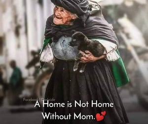 mom, mother, and love image