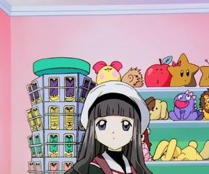 animation, anime, and school girl image