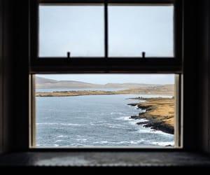 Atlantic, landscape, and lighthouse image