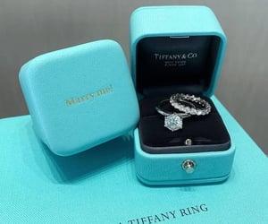 ring, tiffany, and fashion image