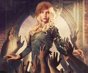 fan art, daenerys, and game of thrones image