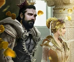 fan art, robert baratheon, and game of thrones image