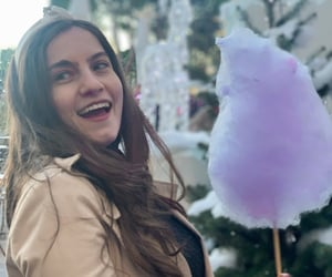 candy, cotton candy, and girl image