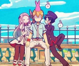 anime, gif, and yashiro image