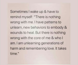 experience, feelings, and healing image