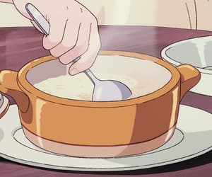 anime, delicious, and anime gif image