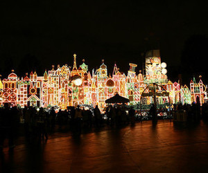 disney, lights, and photography image