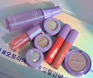 makeup, aesthetic, and innisfree image