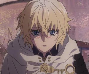 anime, icon, and seraph of the end image