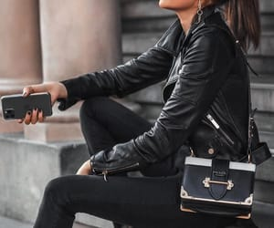 blogger, chloe boots, and fashion image