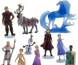 action figure, disney, and toys image