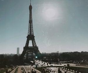 city, film, and happy image